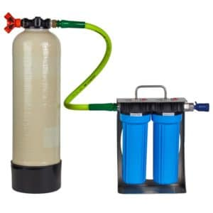 Aqua RV PREMIER Water Filter and Softener System 15 - Large