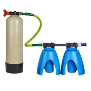 Aqua RV Water Filter and Softener System 15 - Large