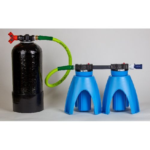 Aqua RV Water Filter and Softener System 10 - Pony