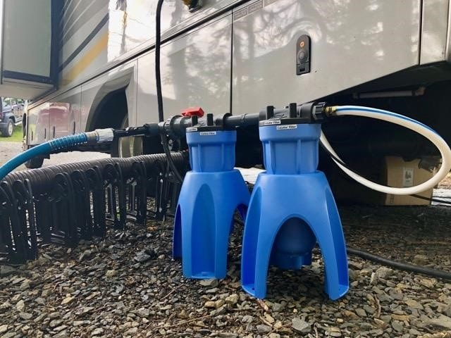 FillFast RV Metal Remover and Water Pre-Filter