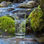 Water filtered with FillFast RV