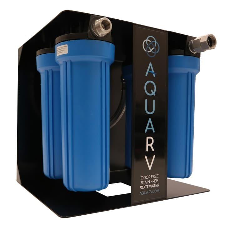 AquaRV Water Filter System Cube